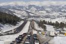 Colorado Highway Traffic